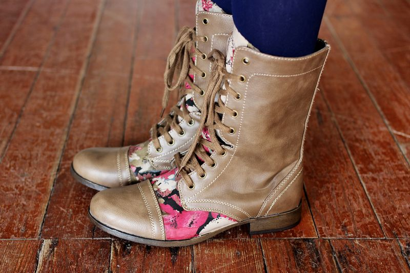 floral-boots