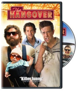 Hangover Sympathy: The Hangover movie $5 and Amazon Prime friendly!