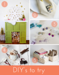 5 DIY's to Try