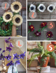5 Favorite Paper Plant Projects from Lia Griffith