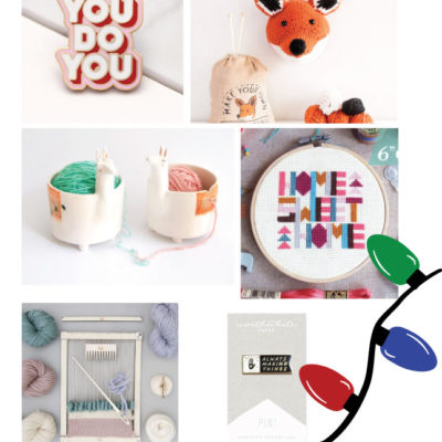 Gift Guide: Crafty Ladies